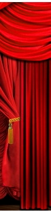 right curtain
